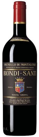 Brunello di Montalcino RISERVA 1999 Biondi Santi lt.0,75