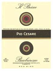 Il Bricco Barbaresco 2005 Pio Cesare lt.0,75
