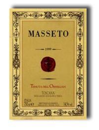 Masseto 2007 Tenuta dell' Ornellaia lt.0,75