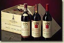 Confezione annate storiche Brunello di Montalcino 1977-1980-1985