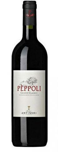 Peppoli 2011 Antinori conf. 6 bottiglie lt.0,75