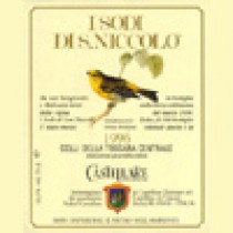 I Sodi di San Niccolò 2001 Castellare di Castellina lt.0,75