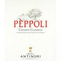 Peppoli 2014 Antinori conf. 6 bottiglie lt.0,75