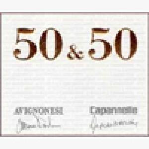 50&50 2001 Capannelle lt.0,75