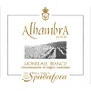 Alhambra Bianco 2011 Spadafora lt.0,75