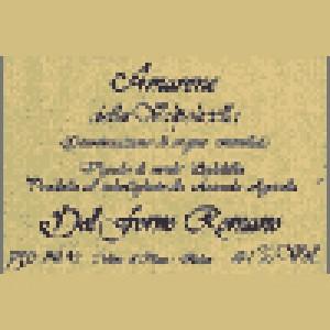 Amarone della Valpolicella DOC 2000 Romano Dal Forno lt.0,75