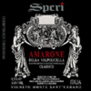 Amarone Monte Sant'Urbano 2001 Speri lt.0,75