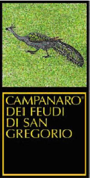 Campanaro 2001  Selve di Livoti Feudi San Gregorio lt.0,75