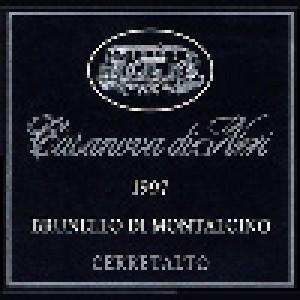 Cerretalto Brunello di Montalcino 2004 Casanova di Neri