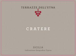 Cratere Rosso I.G.T. Sicilia Terrazze dell'Etna