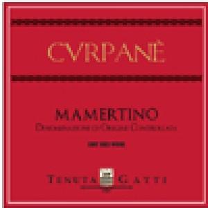 Mamertino Rosso Cvrpane 2010 Tenuta Gatti lt.0,75