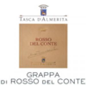 Grappa di Rosso del Conte Tasca d'Almerita lt.0,50