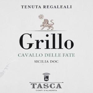Grillo Cavallo delle Fate 2018 Tasca d'Almerita lt.0,75