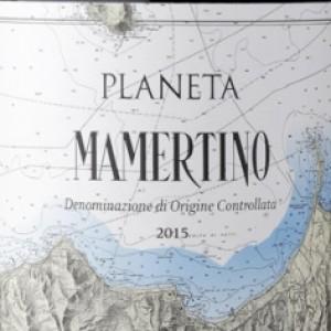 Mamertino 2015 Planeta lt.0,75