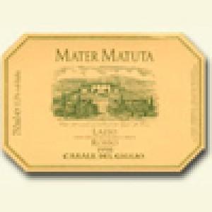 Mater Matuta 1998  Casale del Giglio lt.0,75