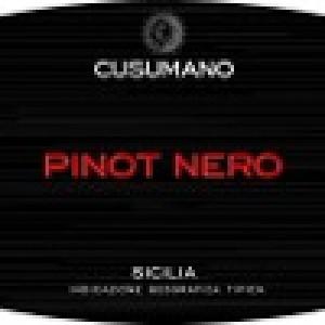 Pinot Nero 2009 Cusumano lt. 0,75