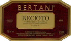 Recioto Bertani lt.0,75