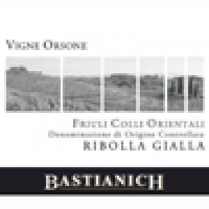 Ribolla Gialla 2011 Bastianich conf. 6 bottiglie lt.0,75