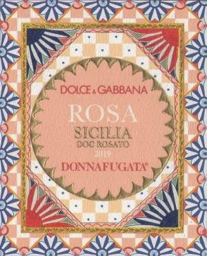 Rosa Dolce & Gabbana e Donnafugata