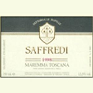 Saffredi 2002 Fattoria Le Pupille lt.0,75