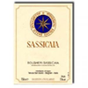 Sassicaia 1999 Tenuta San Guido lt.0,75