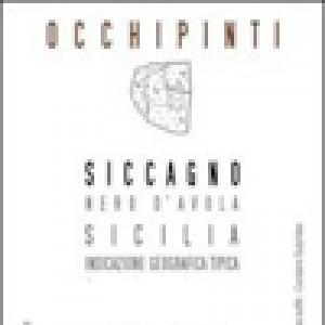 Siccagno Nero d'Avola 2010 Occhipinti lt.0,75