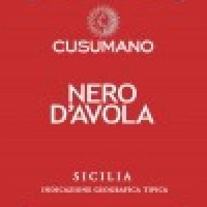 Nero d'Avola 2012 Cusumano lt. 0,75