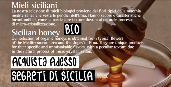 miele siciliano bio